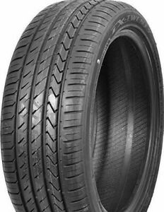 2 New 255 30zr21 Xl Lexani Lx twenty Performance A s Tires 255 30 21 2553021 R21