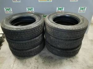 Continental Hsr 225 70 R 19 5 Load G 14 Ply Steer Tire New Take Offs