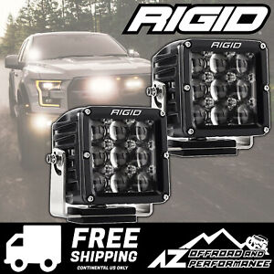 Rigid Industries D xl Pro Series Led Light Hyperspot Lens Pair 322413