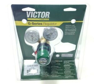 Victor 0781 4241 Oxygen Regulator G150 60 540r For Use With a Type Hoses New