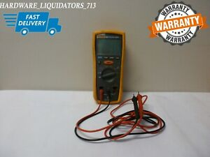 Fluke 1507 Insulation Tester With Leads