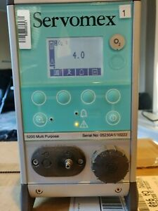 Servomex 5200 O2 Analyzer