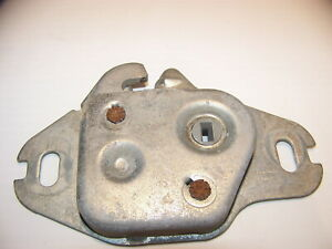 1964 Plymouth Sport Fury Trunk Latch Oem Fury Belvedere Savoy Dodge Polara