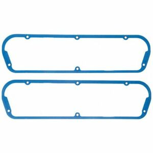 Fel pro 1684 Small Block Ford 289 302 351w Silicone Steel Valve Cover Gasket Set