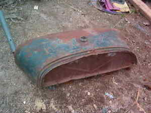1928 1929 Model A Ford Gas Tank Rough