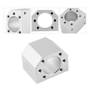 Alloy Ball Nut Housing Bracket Mount 28mm For Sfu1604 1605 1610 Ball Screw Nut