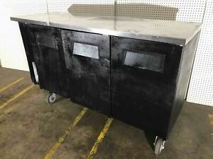 True 72 Back Bar Cooler