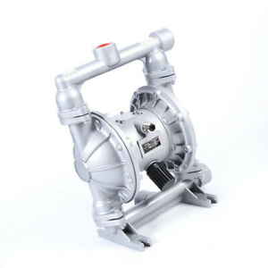 Air operated Double Diaphragm Pump 1 Inlet Outlet 24gpm 115psi