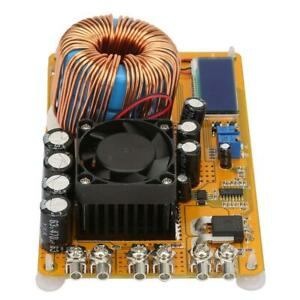 800w 50a Dc dc Boost Converter Step Down Power Supply Module Constant Current