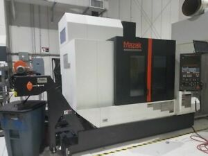 Mazak Vcs 530c Vertical Machining Center Cnc Mill