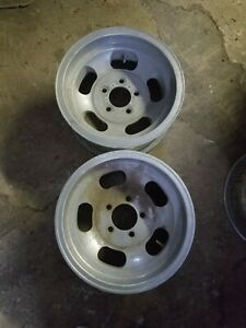 Jelly Bean Slotted Mag Wheels Set Of 2 14 X7