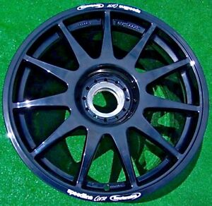 Factory Lamborghini Center Lock Wheels 4 Genuine Oem Lp570 Gallardo Super Trofeo