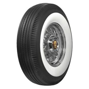 Coker Bfgoodrich 3 5 8 White Wall Tubeless Tire 820 15