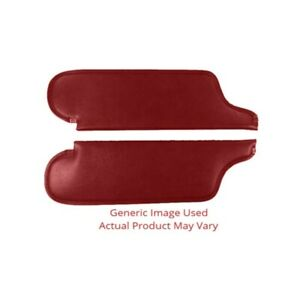 Sun Visor For 1981 88 Dodge Truck 2 Door Pickup Oxford Red