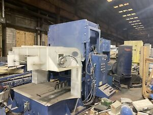 Nordson 504 Reclaim Powder Coating Booth Refurbished 1 Year Warranty