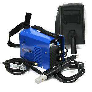 110v 10 85a Mma Handheld Mini Electric Igbt Welder Inverter Arc Welding Machine