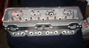 Trick Flow Small Block Chevy Aluminum Head