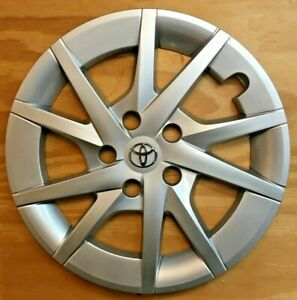 Replacement For 2010 2018 Toyota Prius V 16 Inch Hubcap Fits 570 61165