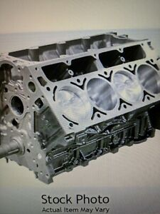 Gm Ls Shortblock Crate Engine Forged Crank Rods And Pistons