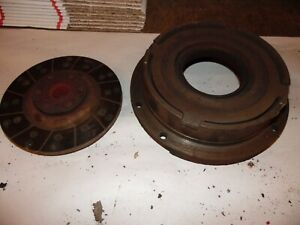1961 Ford 601 Gas Select o speed Farm Tractor Clutch Parts