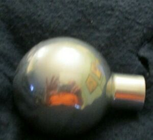 Vintage Stainless Steel Ball Gear Shift Knob