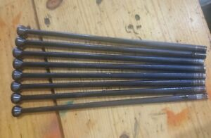 8 Allis Chalmers Wd Tractor Engine Push Rods Ac Wc Wf Wd45