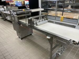 Acme Sheeter Model 330dd With Three Attachments