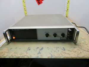 Hp 8444a Tracking Generator 5 1300mhz Hewlett Packard 5 e 14