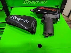 Snap On Mg725 95th Anniversary 1 2 Drive Heavy Duty Air Impact Gun Wrench