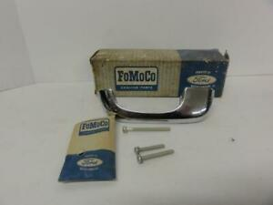 Vintage Nos 1960 Ford Falcon Door Handle