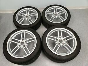 2014 2015 2016 Oem Porsche 911 19 Wheels And Winter Tires 991