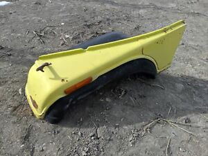 Jeep Cj Fender 1972 1986 Front Left Driver Side Lh Original Used Cj5 Cj7 Cj8 Yel