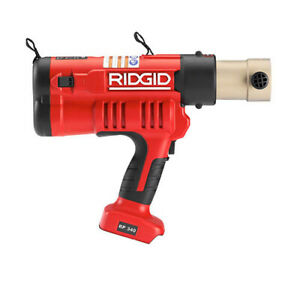 Ridgid Rp 340 44483 Standard Press Tool Only no Battery Or Jaws
