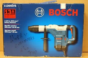 Bosch 11264evs 1 5 8 Sds max Rotary Hammer New Open Box Free Shipping