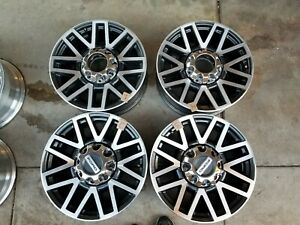 2017 2020 20 Factory Oem Wheels Rims Ford F 250 F 350 Set Of4 Free Shipping