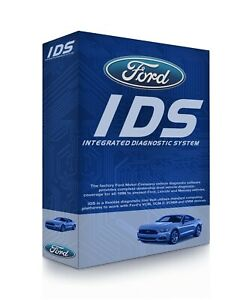 Ford Ids Vcm 3 Vcm 2 Software Dealer Software License 1 Year May 2021