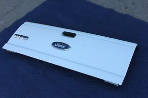 93 11 Ranger Tailgate Tail Gate Assembly Genuine Factory Oem White Excellent
