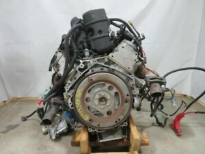 6 0 Liter Engine Motor L76 Gm Chevy 145k Complete Running Rebuildable Core