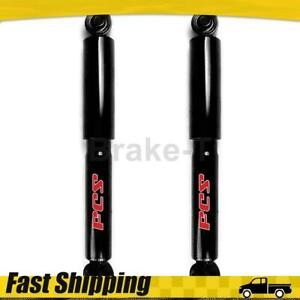 Rear 2x Focus Auto Parts Shock Absorber For 2009 2011 Toyota Rav4