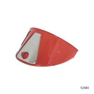 Vintage Visor Acrylic Red Color For 7 Headlight
