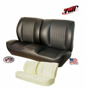 1964 Chevelle El Camino Sport Front Seat Upholstery Foam Made By Tmi In Usa