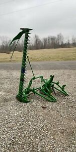 John Deere 6ft Sickle Bar Mower With All New Teeth Free Shipping