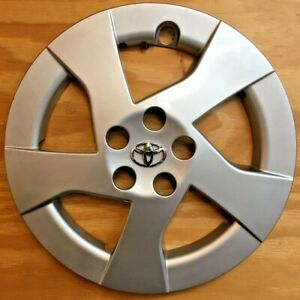 1 Replacement Hubcap For Toyota Prius 2010 2011 15 Inch Hubcap Wheel Cover