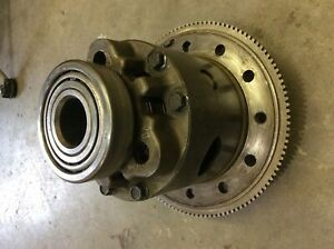Ford 10 25 10 5 Corporate Track Lok Lock Limited Slip Rear Differential Carrier