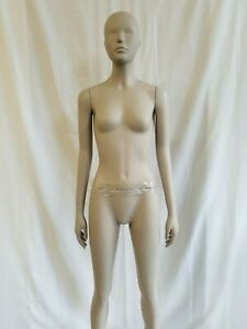 6 Ft Quality Female Full Body Mannequin Realistic Display Head Turn Base