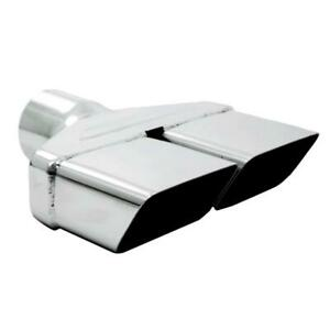 Mbrp Performance Exhaust T5118 Tip 8 X 2 Id 2 O D Inlet 8 L T304 Universal