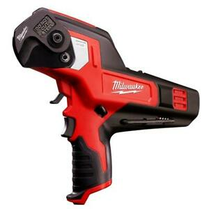 Milwaukee 2472 20 M12 12v 600 Mcm Cable Cutter Bare Tool
