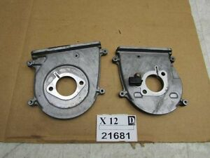 2004 05 06 2007 2008 Acura Tl Engine Motor Timing Chain Belt Cover Plate Set