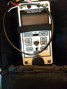 Transcat Altek 22754t j Thermocouple Calibrator