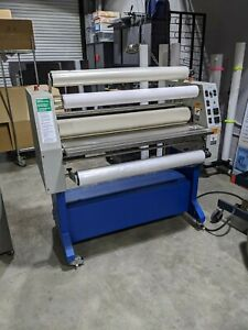 Falcon Gbc Pro Tech 41 In hot Machine Laminator